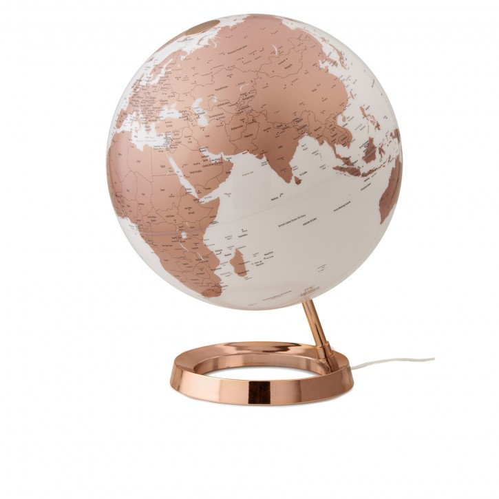 Design-Leuchtglobus Atmosphere Light & Colour Copper