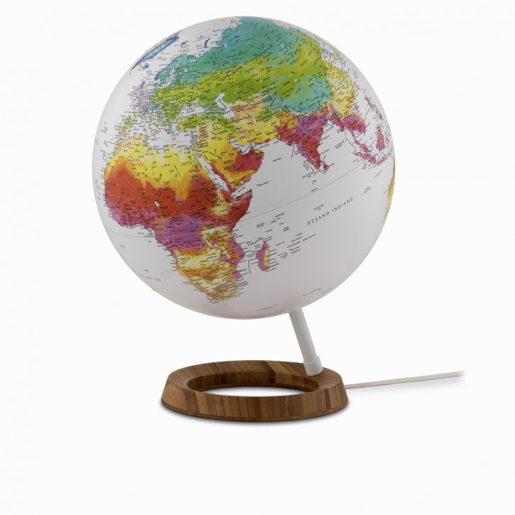 Leuchtglobus Atmosphere Climate Globe