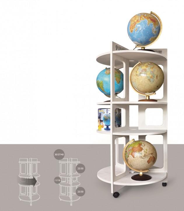 Globen-Display - rund
