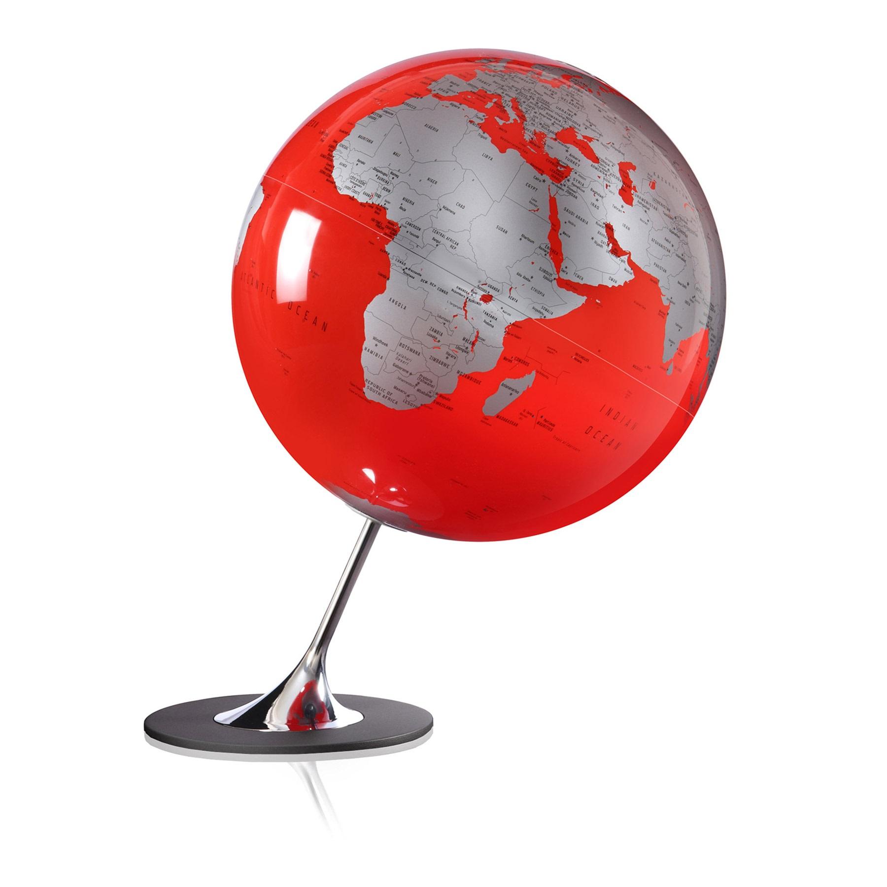 design globus mit interessantem gestell. Black Bedroom Furniture Sets. Home Design Ideas