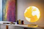 Design-Leuchtglobus Atmosphere Light & Colour Yellow