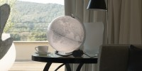 Design-Leuchtglobus Atmosphere Q-Ball Connection