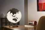 Design-Leuchtglobus Atmosphere Light & Colour Charcoal