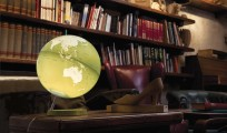 Design-Leuchtglobus Atmosphere Light & Colour Pistachio