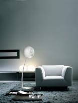 Design-Standleuchtglobus Atmosphere Stem Reflection