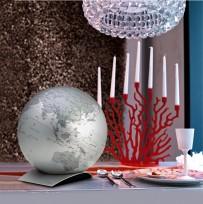 Design-Globus Atmosphere Capital Q silver