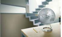 Design-Globus Atmosphere Vision Silver
