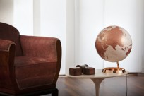 Design-Leuchtglobus Atmosphere Light & Colour Copper
