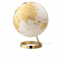 Design-Leuchtglobus Atmosphere Light & Colour Gold