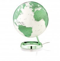 Design-Leuchtglobus Atmosphere Light & Colour Green