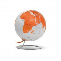 Design-Leuchtglobus Atmosphere iGlobe Light Orange