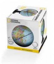 Miniglobus National Geographic Sixteen Beginners